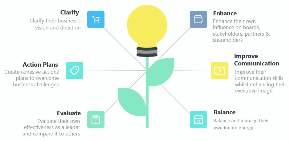 leadership Training infographic