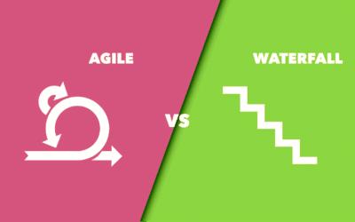 Agile Methodology vs. Waterfall